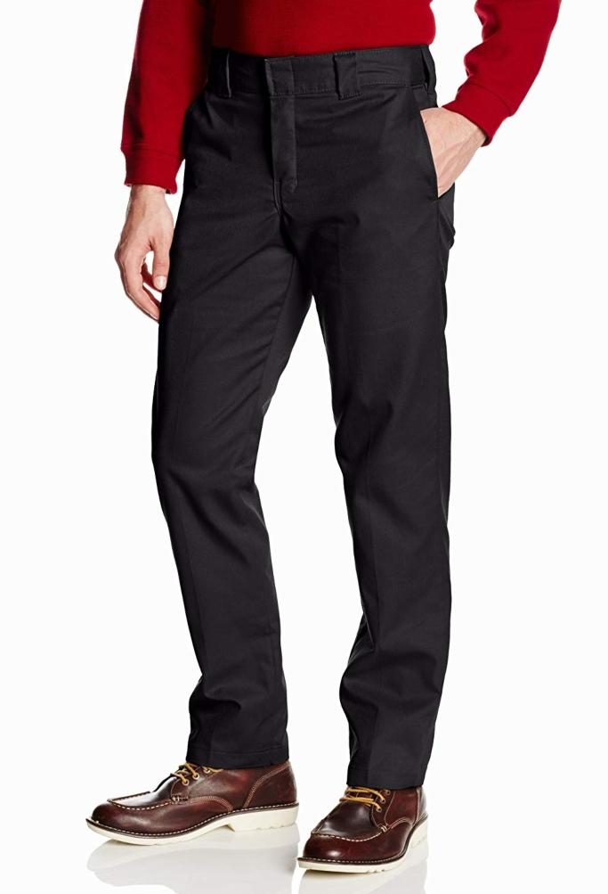 dickies taper stretch twill workwear pants