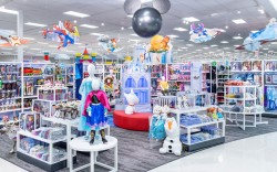 The Disney Store at Target, Target,