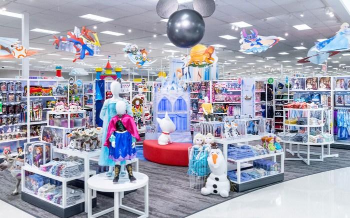 The Disney Store at Target, Target, Disney