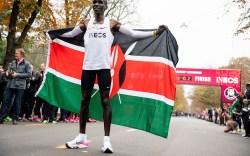 Eliud Kipchoge Nike Marathon