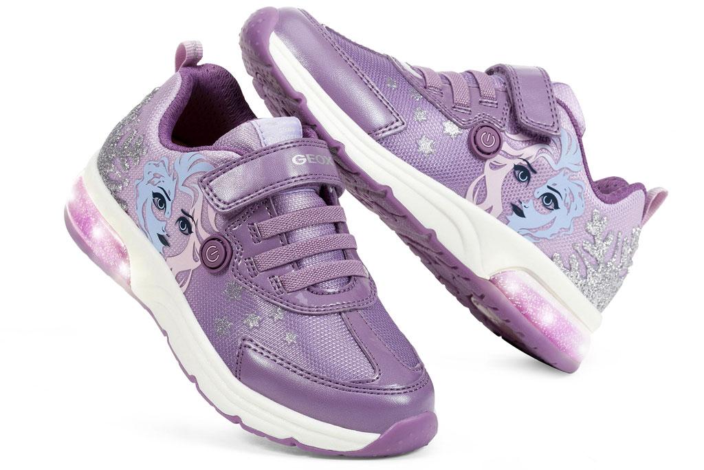 Disney, geox, elsa sneakers,