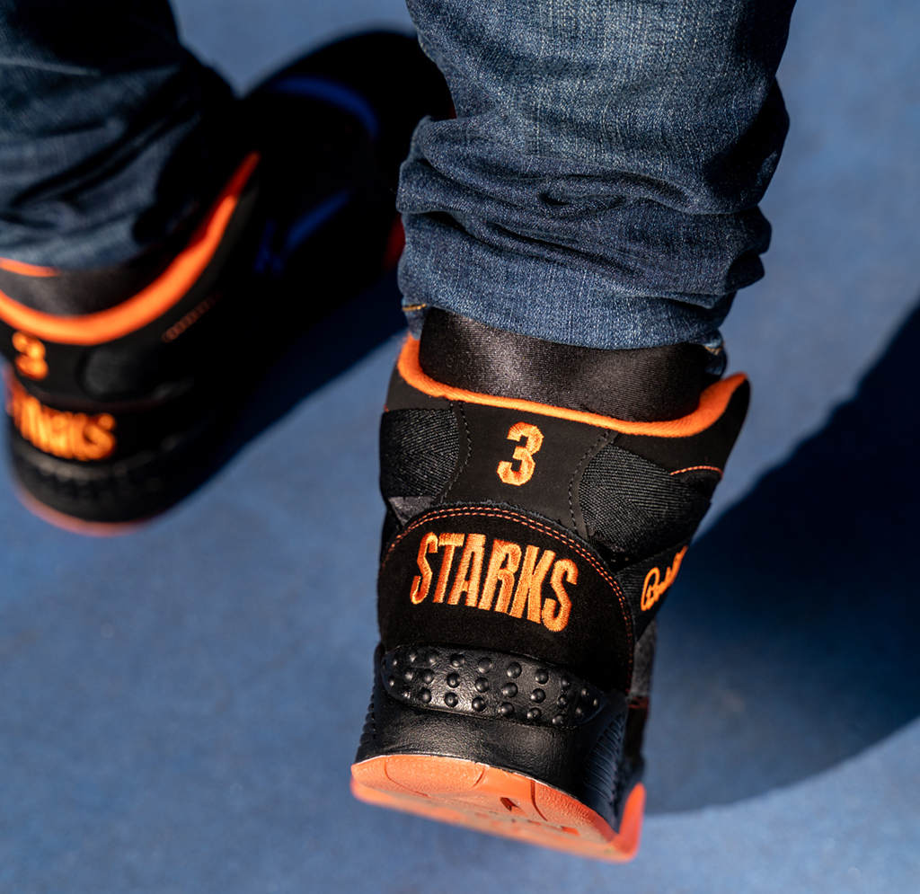 Laos maquillaje Tumor maligno  Ewing Athletics Focus 'The Dunk': Sneaker Release Info – Footwear News