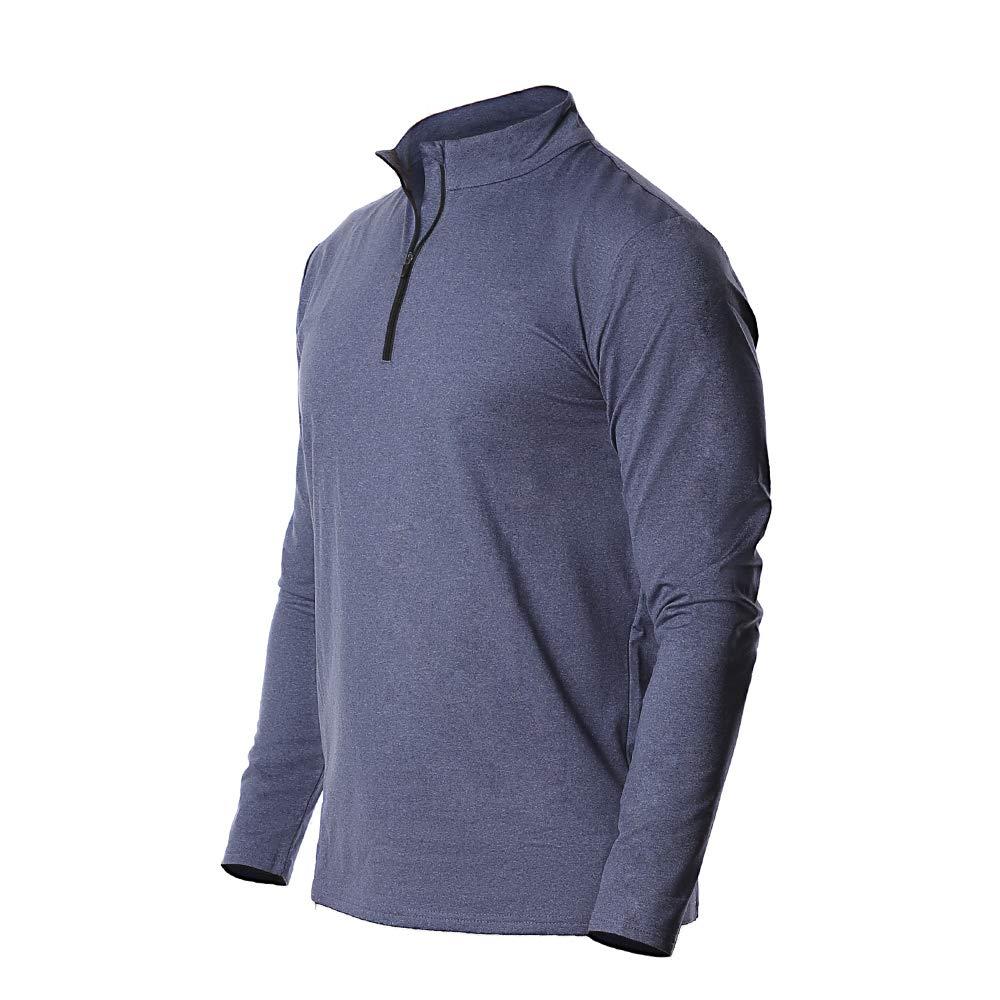 fort isles half-zip running shirt
