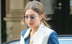 Gigi Hadid, celebrity style, new york