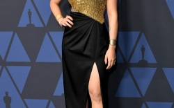 Scarlett Johansson at the Governors Awards