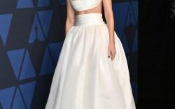 Dakota Johnson at the Governors Awards