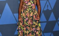Lupita Nyong'o at the Governors Awards