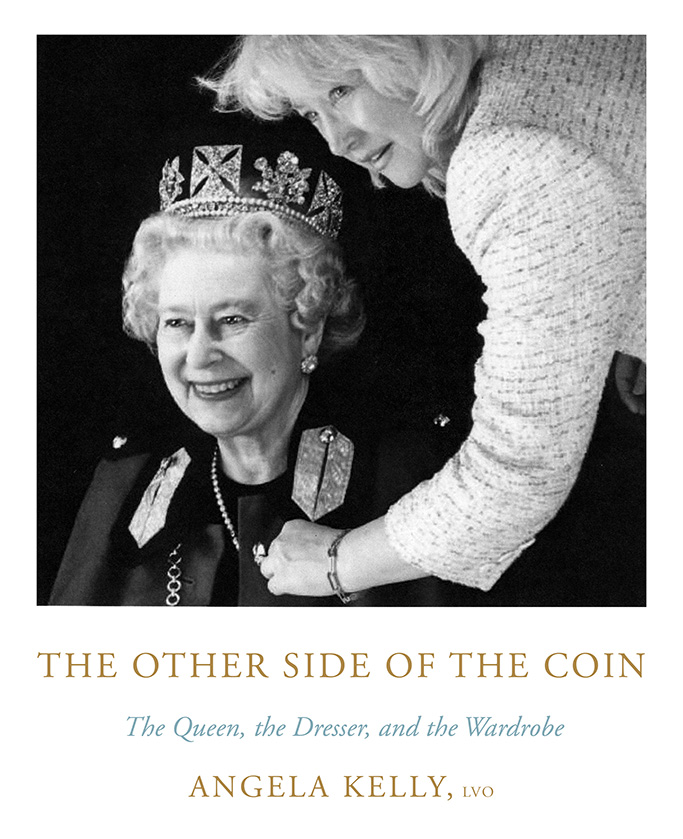 Angela Kelly, The Other Side of the Coin: The Queen, the Dresser and the Wardrobe, book