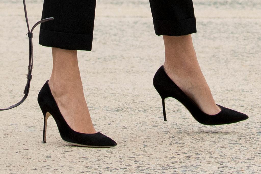 ivanka trump, air force one, texas, white blazer, black heels