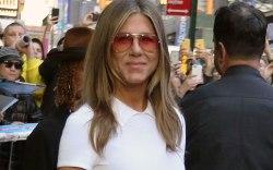 Jennifer Aniston, good morning america, sunglasses,