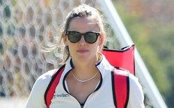 Jennifer Garner, celebrity style, soccer mom,