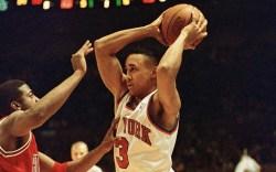 John Starks New York Knicks