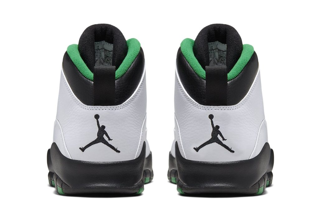 Air Jordan 10 Retro 'Seattle'