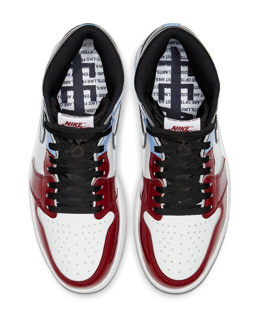 Air Jordan 1 Retro High OG 'Fearless'