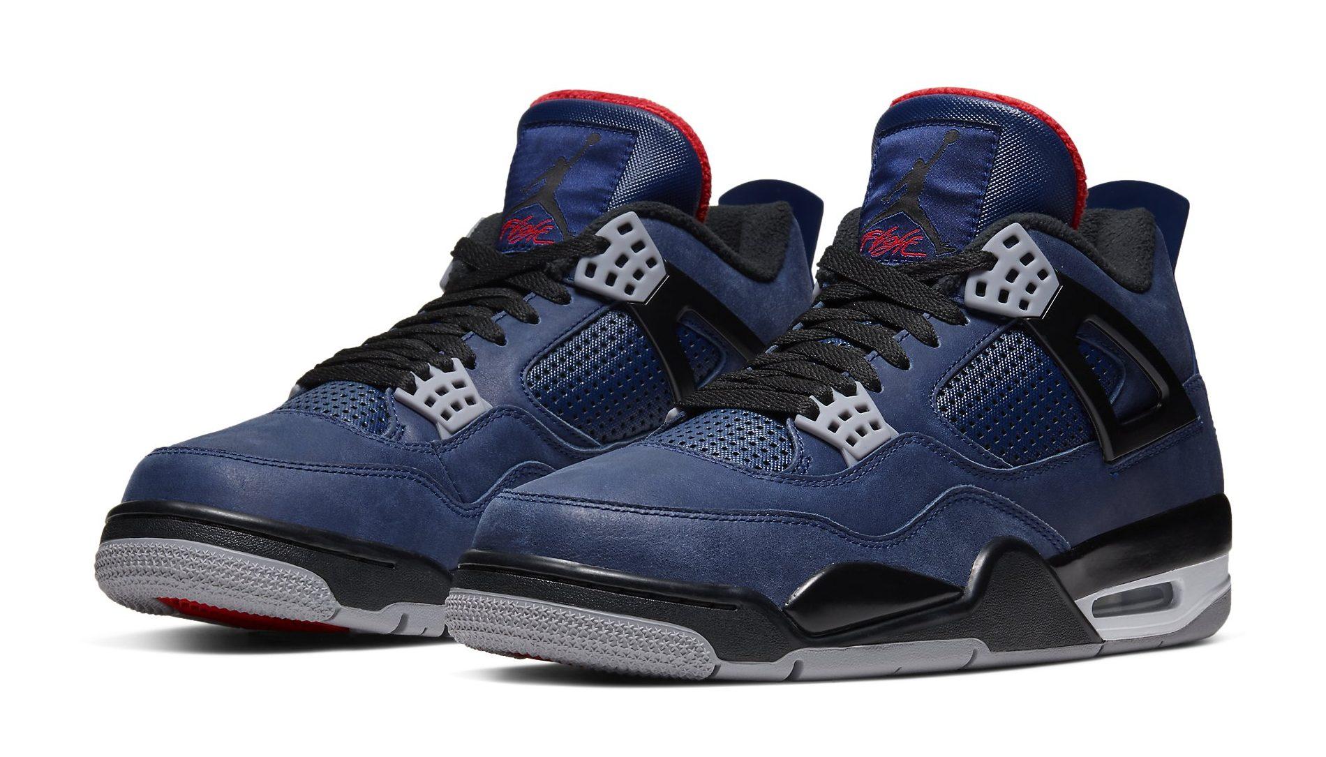 Air Jordan 4 WNTR 'Loyal Blue' Release