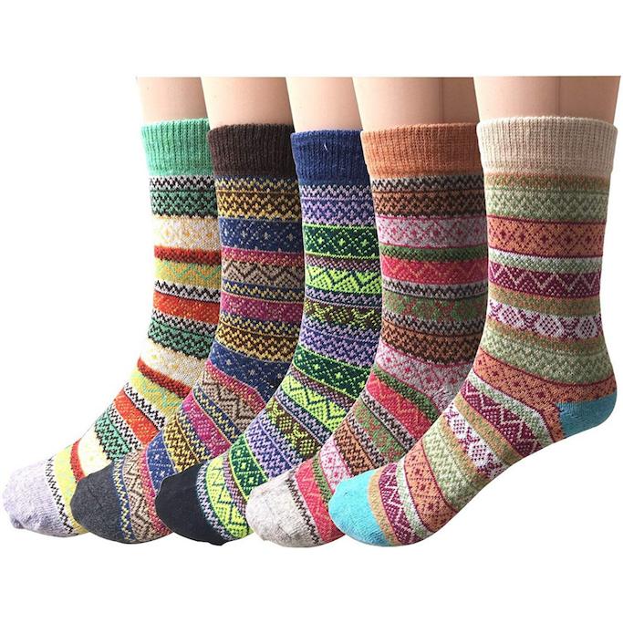 Justay socks, warm socks for women