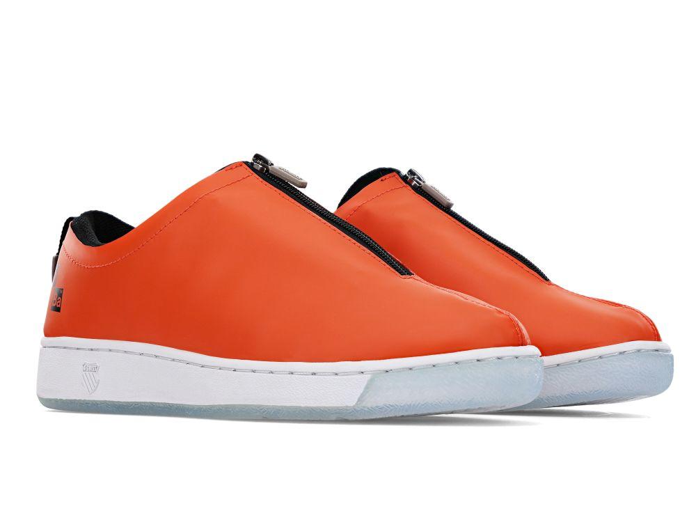 K-Swiss, breaking bad, sneakers, classic 2000, walter white, RV, yellow, orange