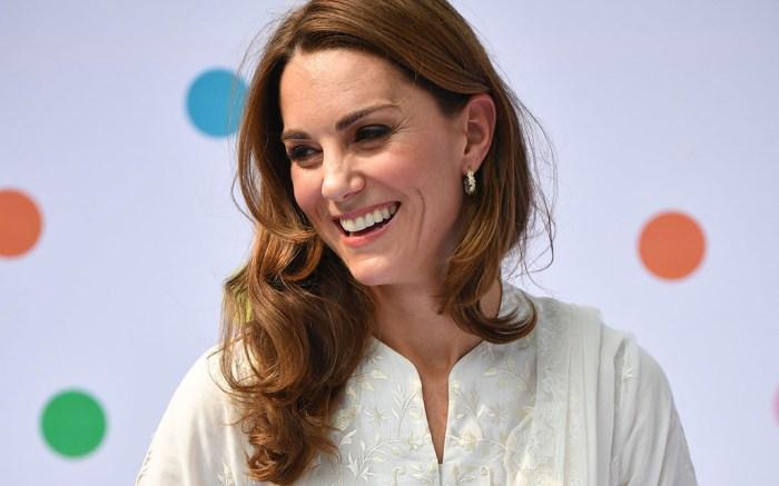 Kate Middleton Pakistan Day 4