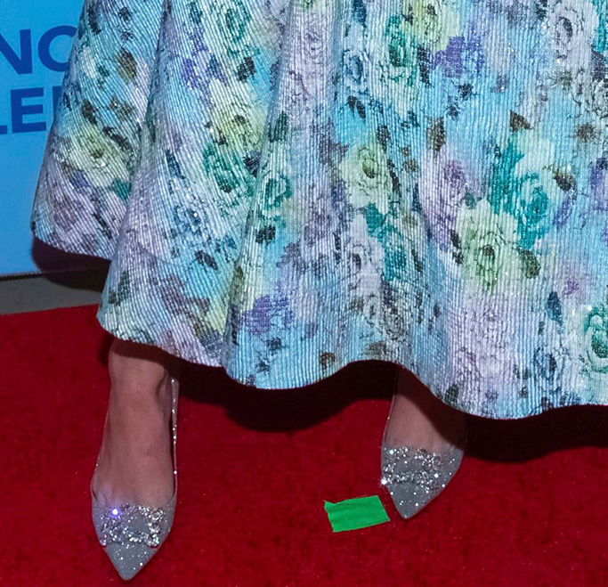 """Katy Perry arrives for the """"Silence the Violence"""" Benefit Concert held at The Anthem, in Washington""""Silence the Violence"""" Benefit Concert - Arrivals, Washington, USA - 11 Oct 2019"""