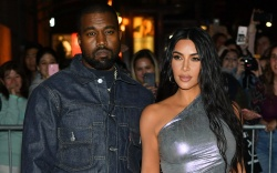 Kanye West and Kim Kardashian WestFashion