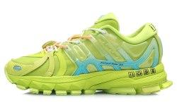 Li-Ning Ace 1.5, neon green, sneakers