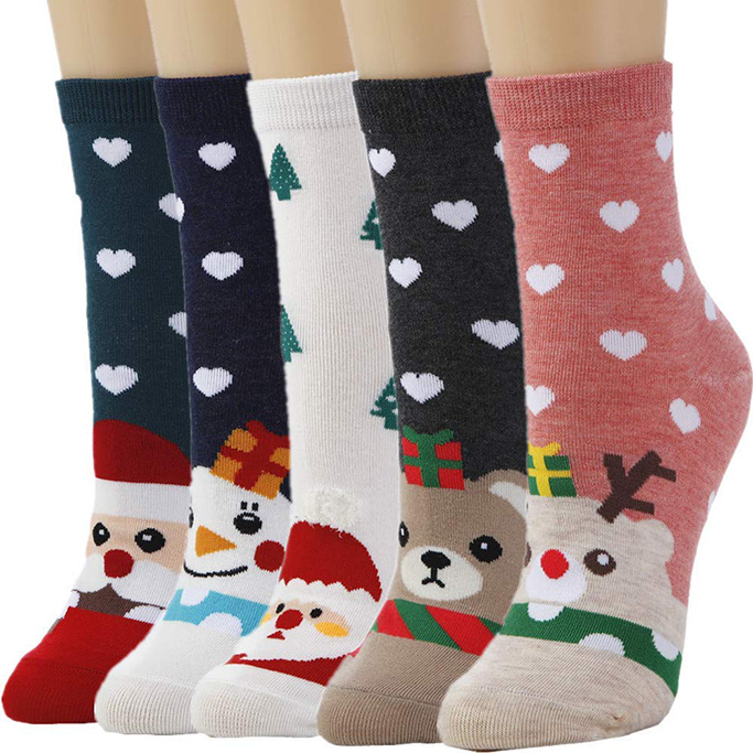 losa-kute-womens-festive-socks