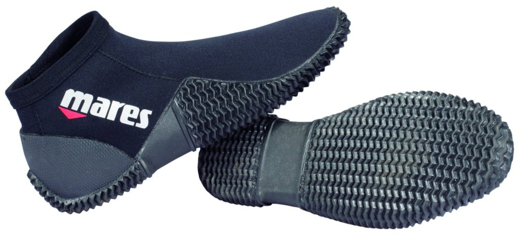 mares wetsuit boots
