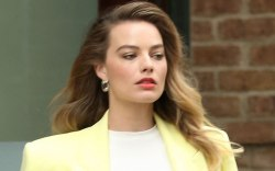 Margot Robbie, celebrity style, the attico,