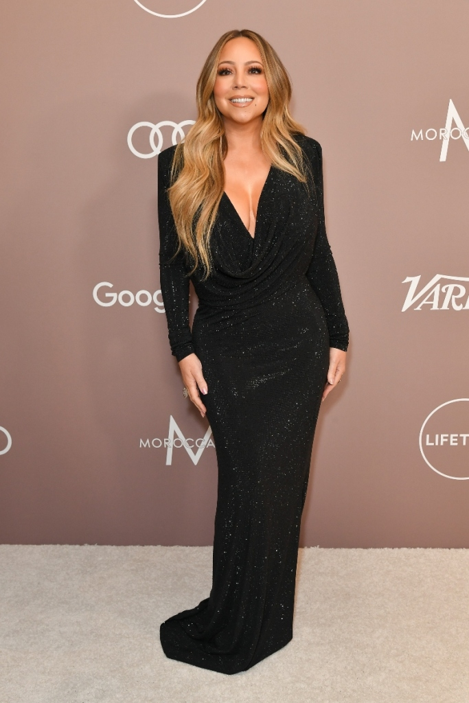 mariah carey, Variety's Power of Women