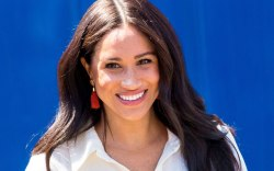 Meghan Markle, celebrity style, Johannesburg, South