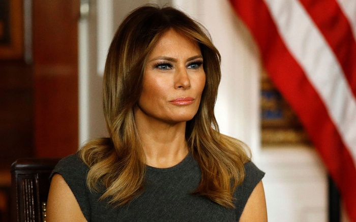 Melania Trump, Washington, USA – 09 Oct 2019