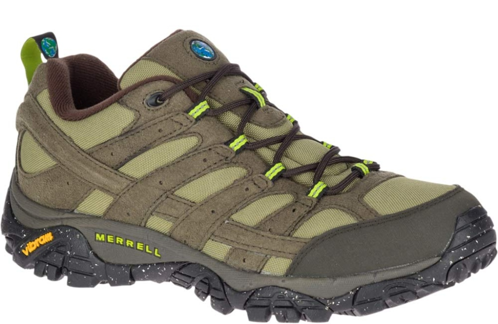 Merrell Men's Moab 2 Vegan Hiking Shoe