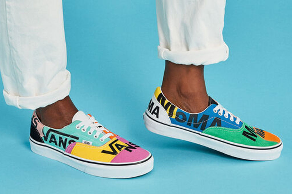 MoMa x Vans, vans era, sneakers