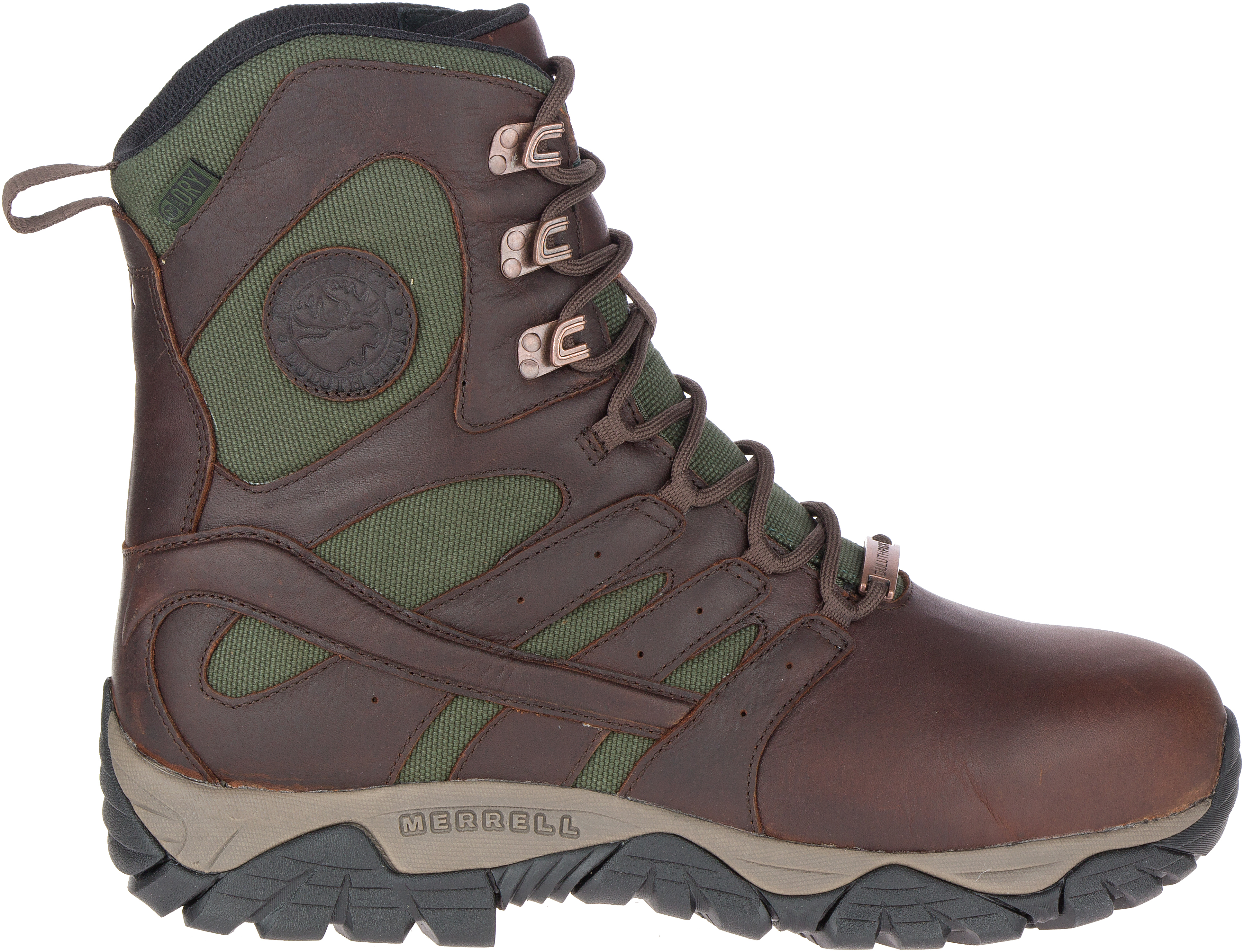 Merrell X Duluth Pack, collaboration, hiker boots