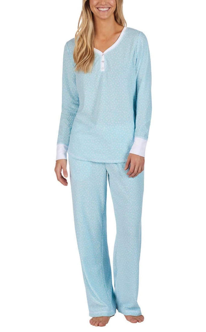 Nautica fleece pajamas