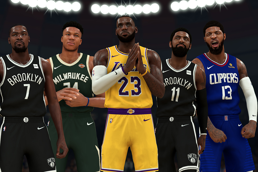 NBA 2K20 \u0026 Nike Allows Gamers to Buy
