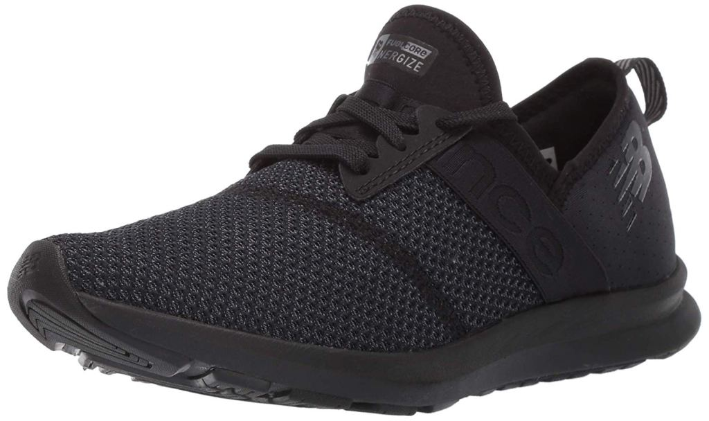 new balance all-black sneakers