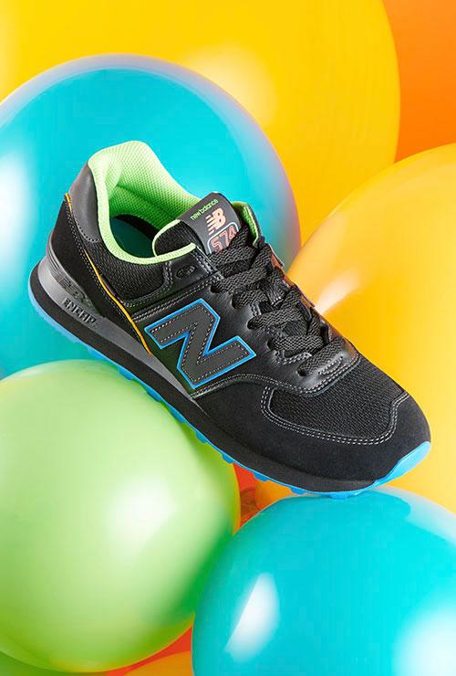 Zappos x New Balance Classics 574