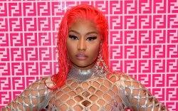 Nicki Minaj, fendi, on prints, party,