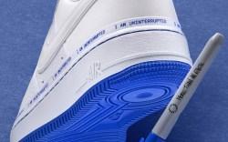 "Nike Air Force 1 ""More Than"""
