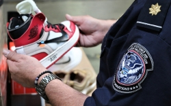 nike counterfeits seized