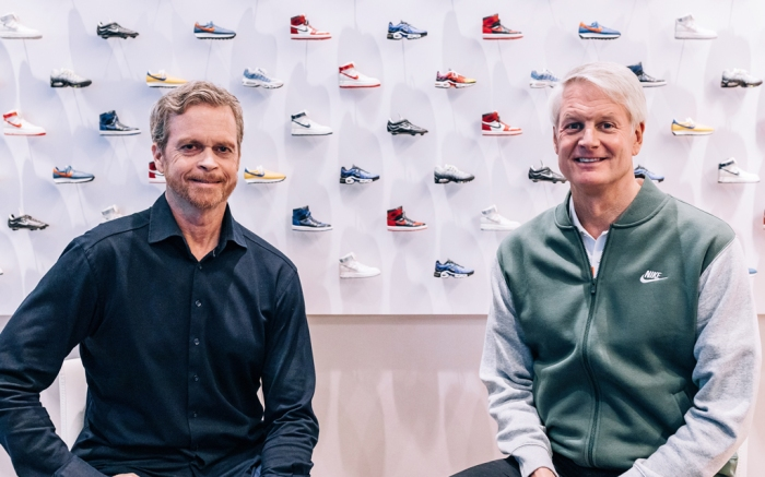 Nike Mark Parker John Donahoe