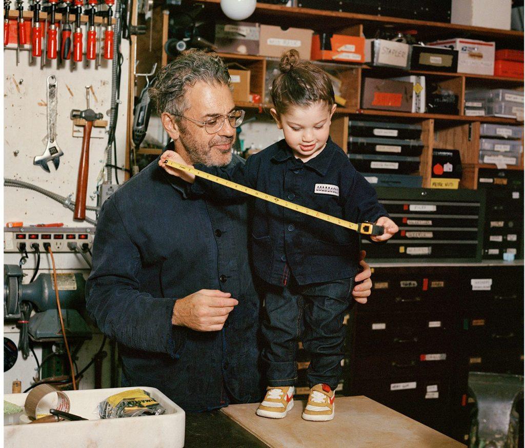 Tom Sachs x Nike Mars Yard and Mars Yard Overshoe Kids