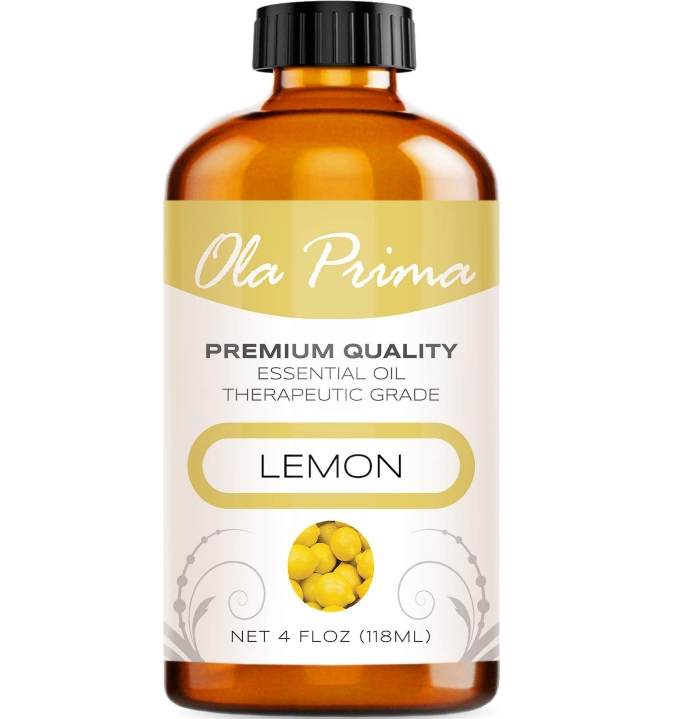 Ola Prima Premium Quality Lemon Essential Oil