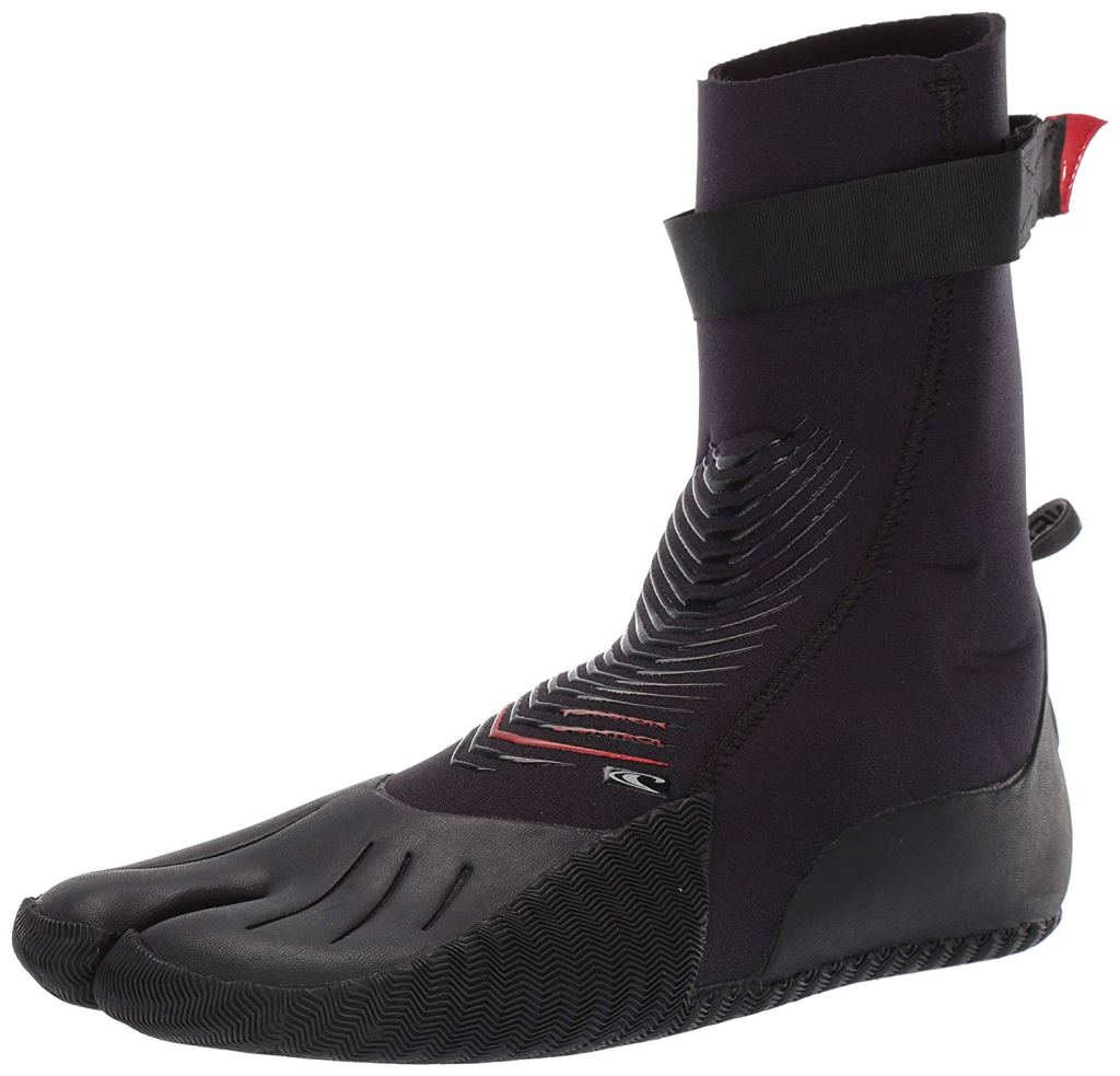 o'neill wetsuit booties