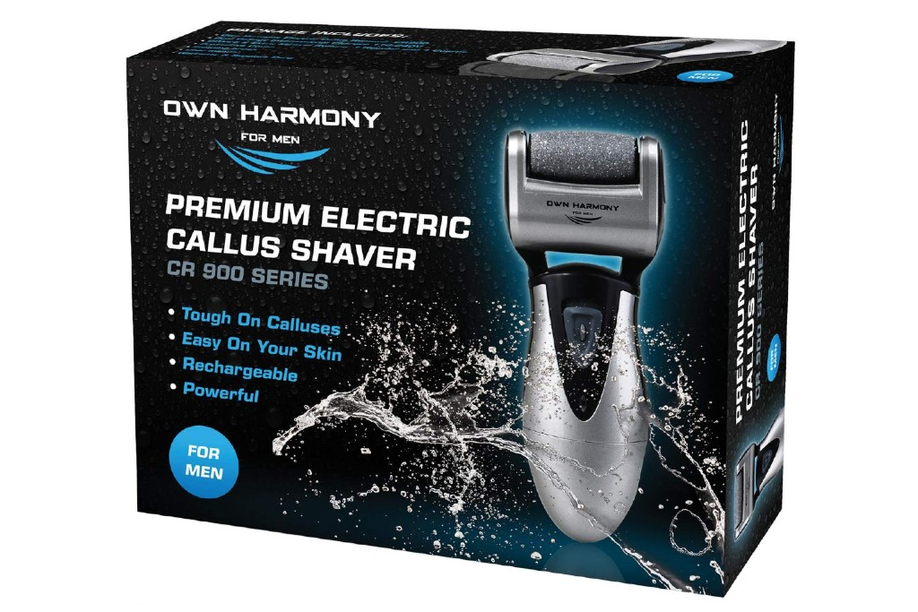 Own Harmony Electric Foot File