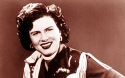 Patsy Cline, c. 1956, Historical Collection,