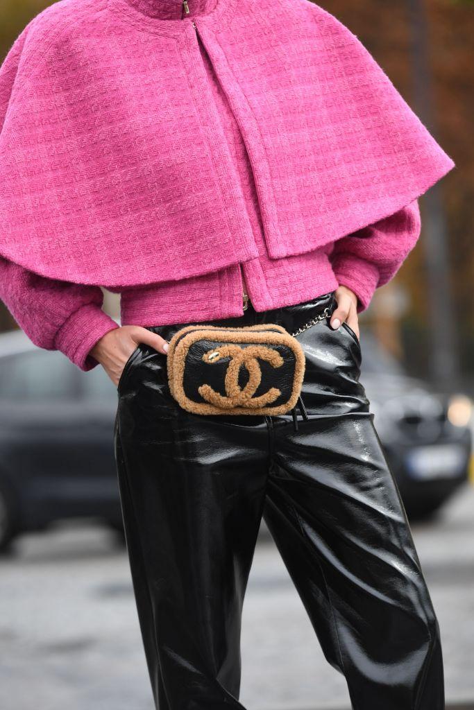 chanel, street, style, spring, 2020, paris, fashion, week