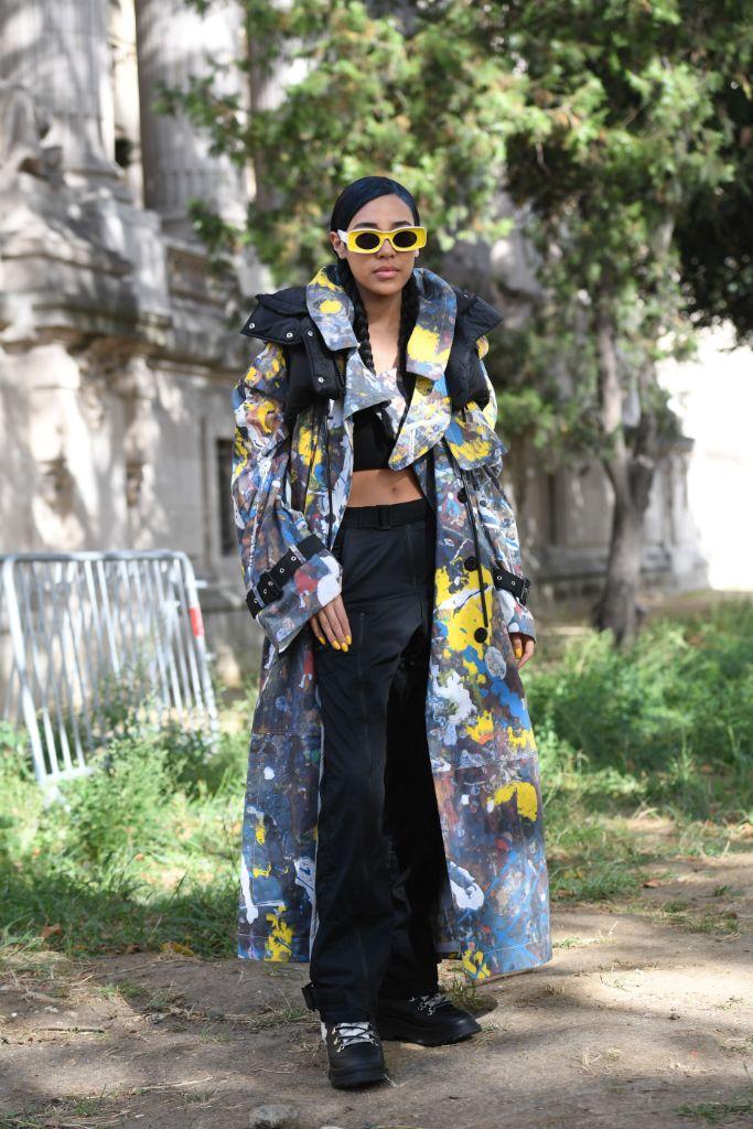 aleali, may, paris, fashion, week, spring, 2020, influencers, instagram, followers