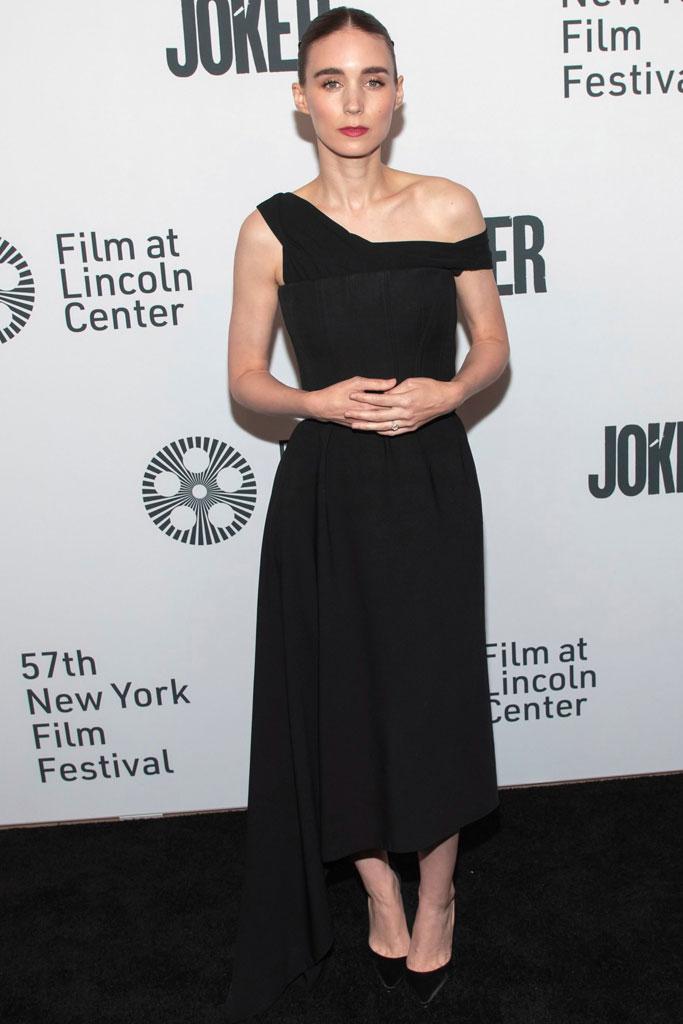 Roodey Mara,The Joker, Premiere, New York Film Festival